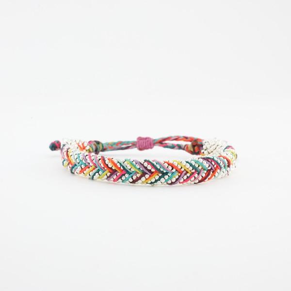 Luna Reptile Rainbow Armband